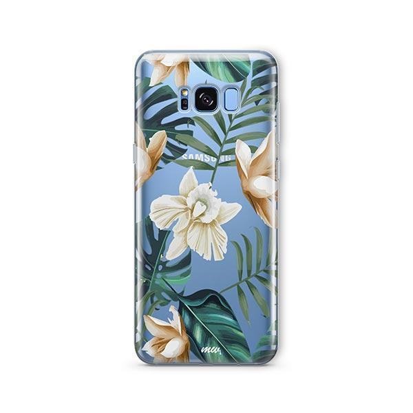 Greenhouse - Samsung Galaxy S8 Case Clear