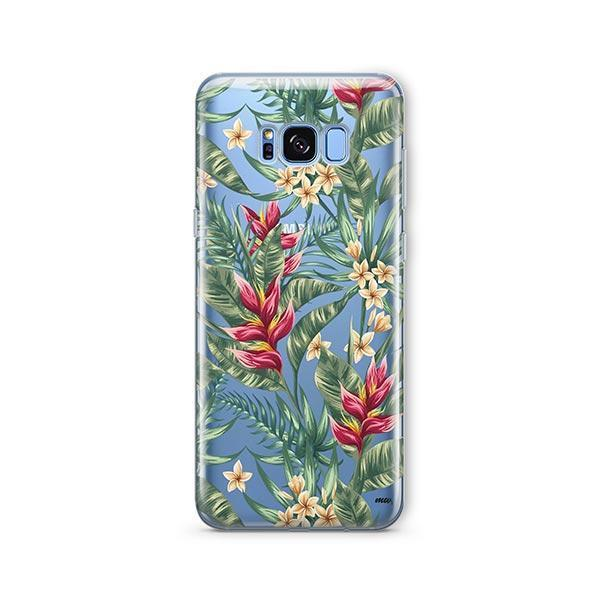 Last Vacation - Samsung Galaxy S8 Case Clear
