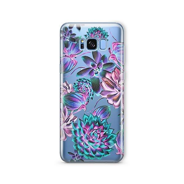 Montrose - Samsung Galaxy S8 Case Clear