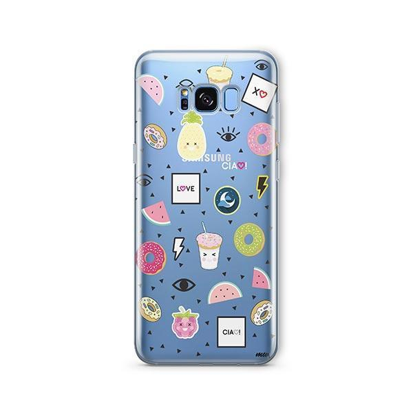 The Patch - Samsung Galaxy S7 Edge Case Clear