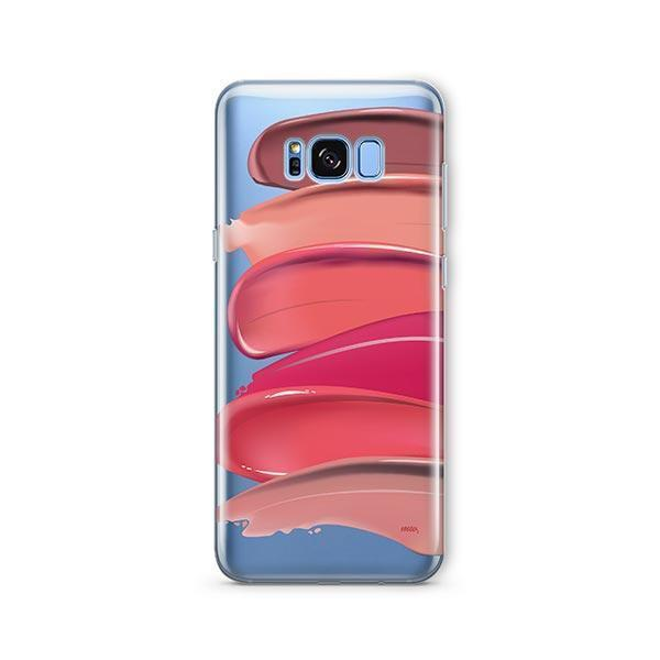 Swatches - Samsung Galaxy S7 Edge Case Clear