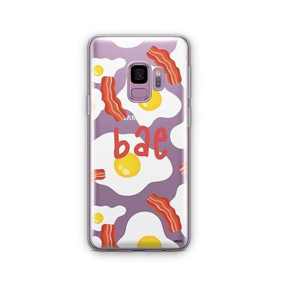 BAE - Samsung Clear Case