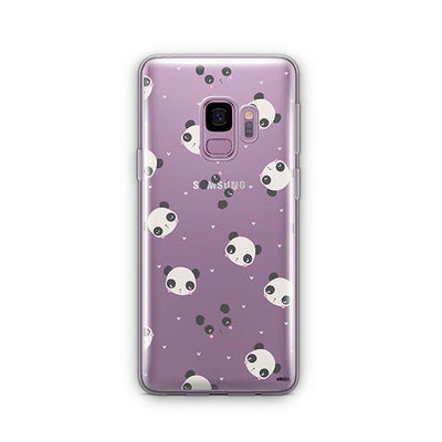 Pandamonium - Samsung Clear Case