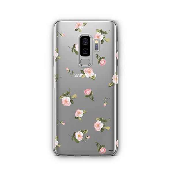 Blush - Samsung Galaxy S9 Plus Case Clear