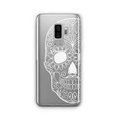 Henna Half Sugar - Samsung Clear Case
