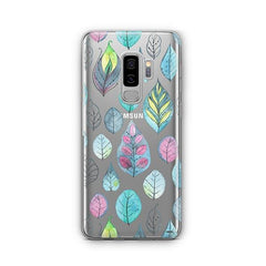Leaves - Samsung Galaxy S8 Plus Case Clear