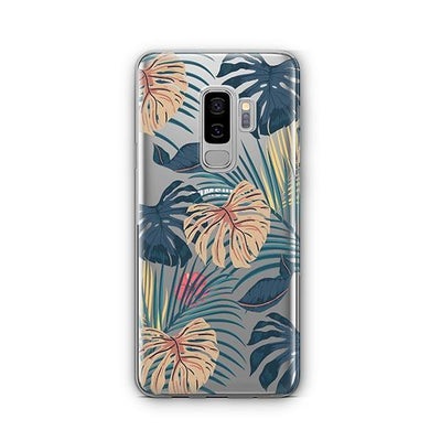 New Day Monstera - Samsung Clear Case