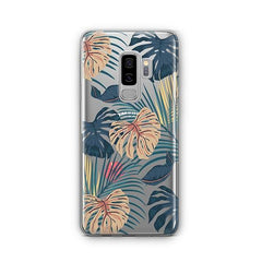 New Day Monstera - Samsung Galaxy S8 Plus Case Clear