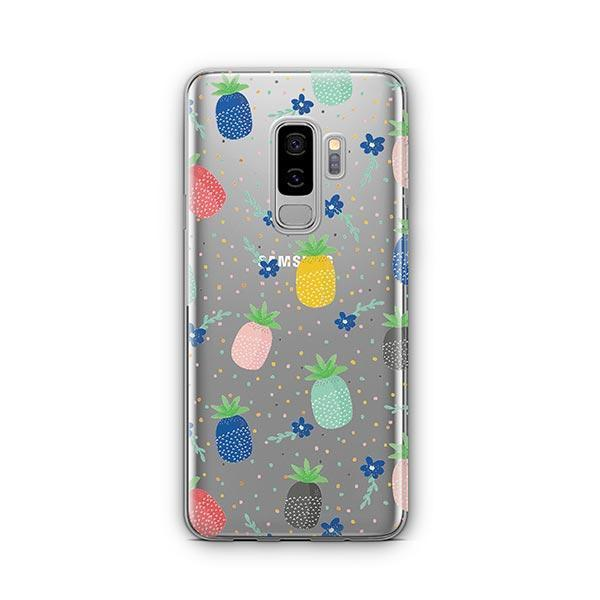 Summer Berry - Samsung Galaxy S9 Plus Case Clear