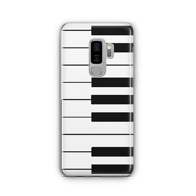 The Piano Keyboard - Samsung Clear Case