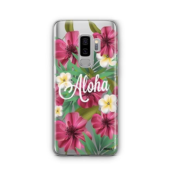 Aloha 2.0 - Samsung Galaxy S9 Plus Case Clear