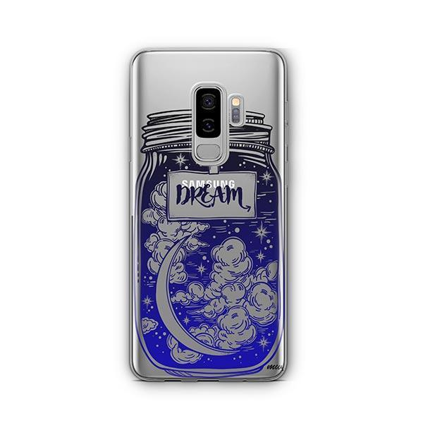 Blue Dream - Samsung Galaxy S9 Plus Case Clear