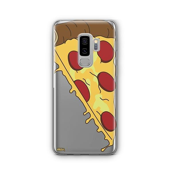Pizza Slice - Samsung Galaxy S8 Plus Case Clear
