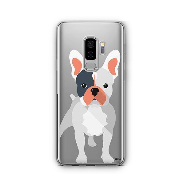 French Bulldog -  Samsung Galaxy S8 Plus Clear Case