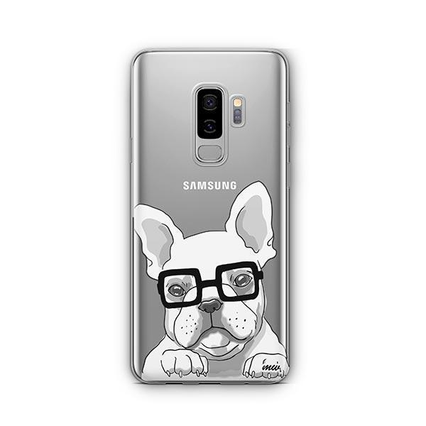 The Frenchie -  Samsung Galaxy S8 Plus Clear Case
