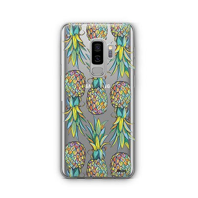 Hawaiian Pineapple - Samsung Clear Case