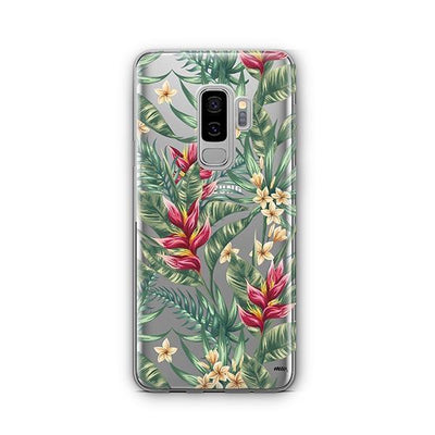 Last Vacation - Samsung Clear Case