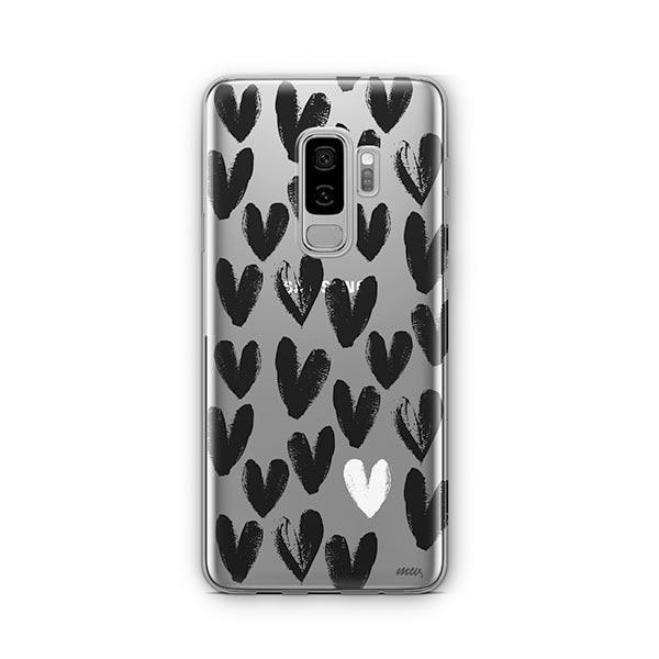 One Love - Samsung Galaxy S9 Plus Case Clear
