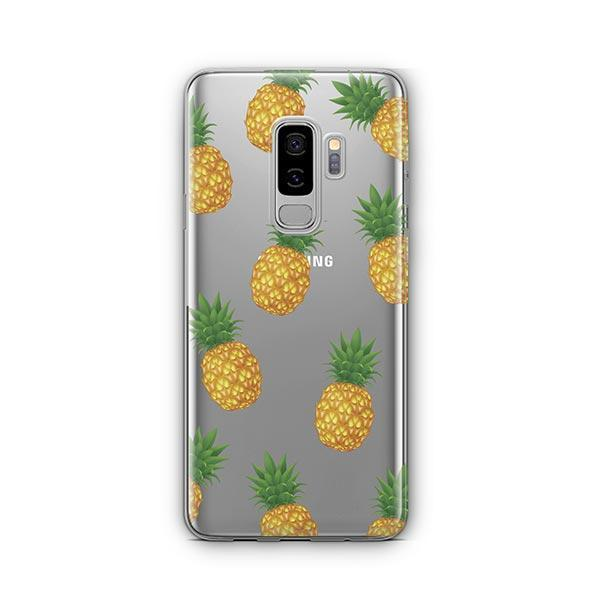 Pineapple Overload - Samsung Galaxy S9 Plus Case Clear