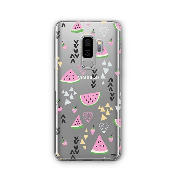 Pink Party - Samsung Galaxy S9 Plus Case Clear