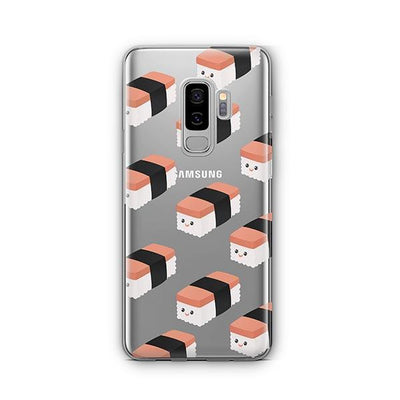 Spam Musubi - Samsung Clear Case