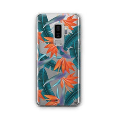 Strelitzia - Samsung Galaxy S8 Plus Case Clear