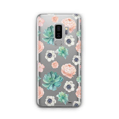 Succulent Overload - Samsung Galaxy S8 Plus Case Clear
