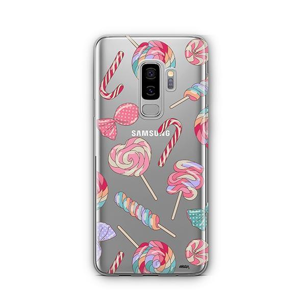 Sweet Tooth - Samsung Galaxy S9 Plus Case Clear