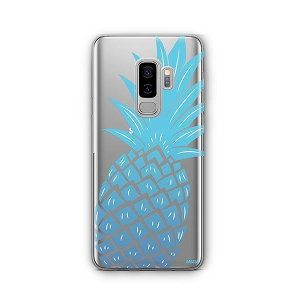 The Big Pineapple - Samsung Galaxy S9 Plus Case Clear