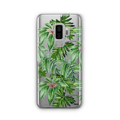 The Tropics - Samsung Galaxy S8 Plus Case Clear