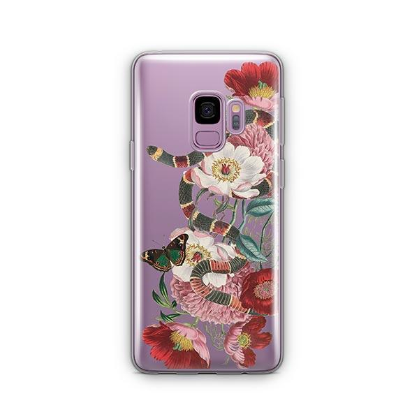Adam And Eve -  Samsung Galaxy S9 Case Clear