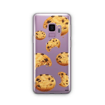 Cookie - Samsung Clear Case