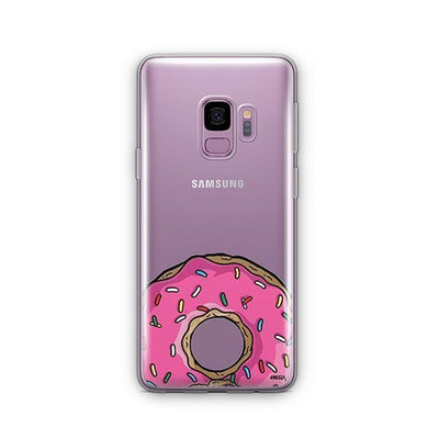 D'ohnuts - Samsung Clear Case
