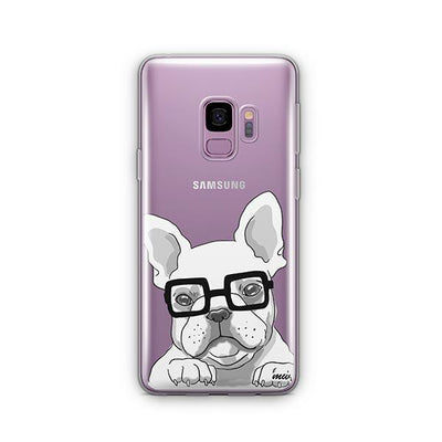 The Frenchie - Samsung Clear Case