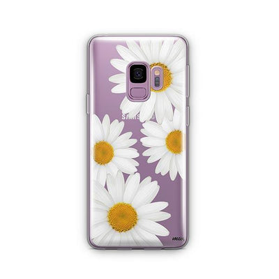 It's Daisies - Samsung Clear Case