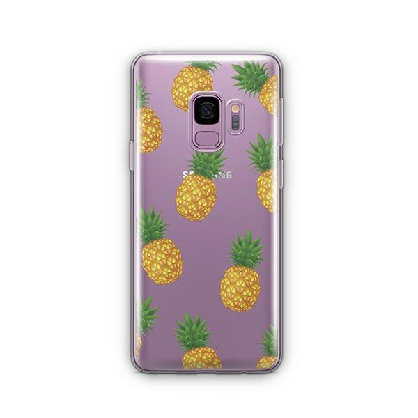 Pineapple Overload - Samsung Galaxy S9 Case Clear