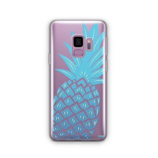 The Big Pineapple - Samsung Galaxy S9 Case Clear