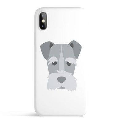 Shnauzer - Colored Candy Cases Matte TPU iPhone Cover
