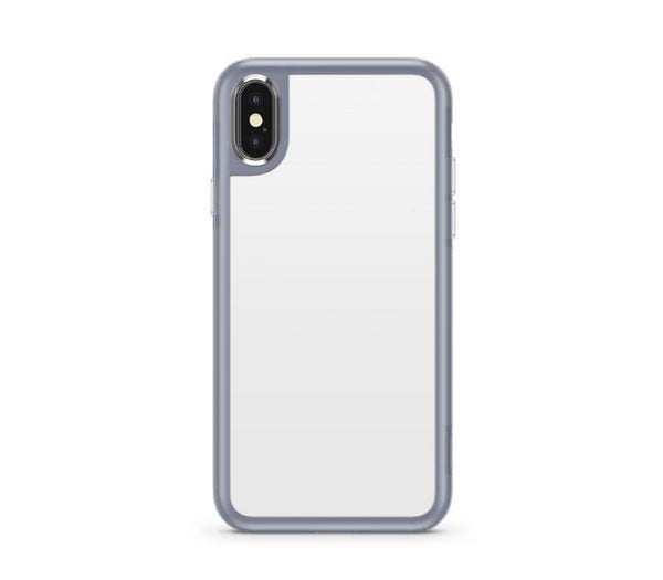 Custom iPhone X Slate Case - Milkyway Cases -  iPhone - Samsung - Clear Cut Silicone Phone Case Cover