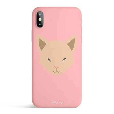 Sphynx - Colored Candy Cases Matte TPU iPhone Cover