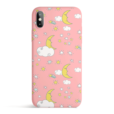 Sweet Dreams - Colored Candy Cases Matte TPU iPhone Cover