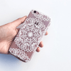 Steph Okits X Milkyway Cases Sweet Daisy - Clear TPU Case Cover