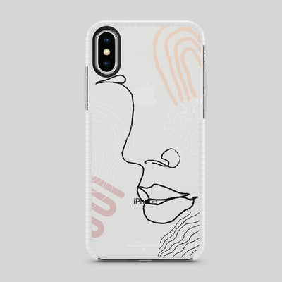 Tough Bumper iPhone Case - Terazzo Beauty