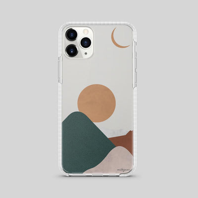 Tough Bumper iPhone Case - The Hills