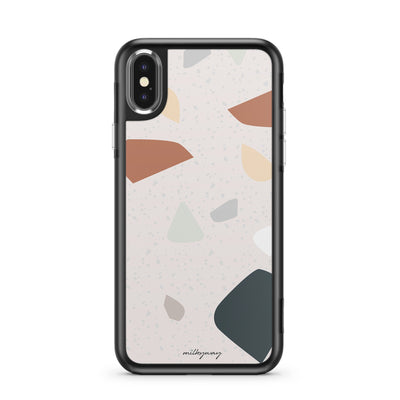 Terrazzo Abstract - Slate Case