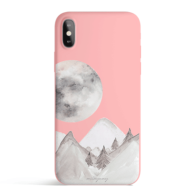 Twilight - Colored Candy Cases Matte TPU iPhone Cover
