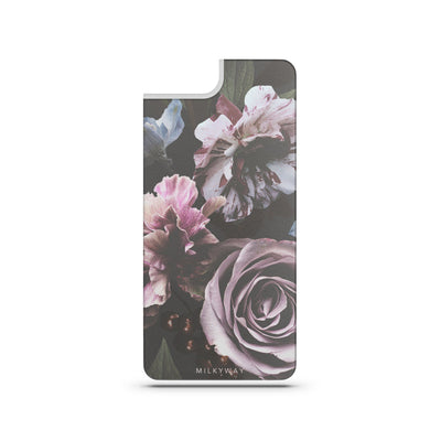 Wilted Floral Slate Backplate Interchangeable Milkyway Cases iPhone 8 Plus 7 Plus