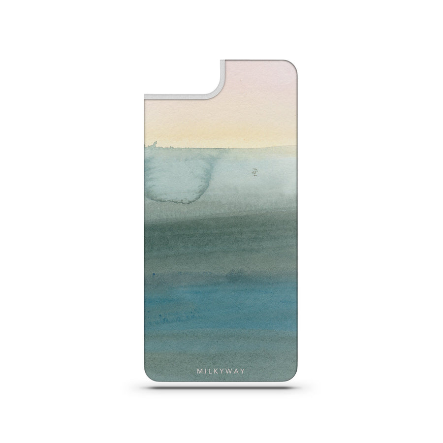 Winter Sunrise - Slate Backplate