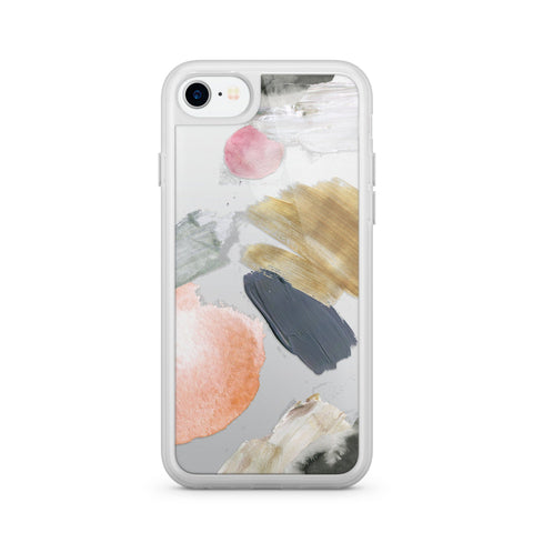 Premium Milkyway iPhone Case - Abstract Party