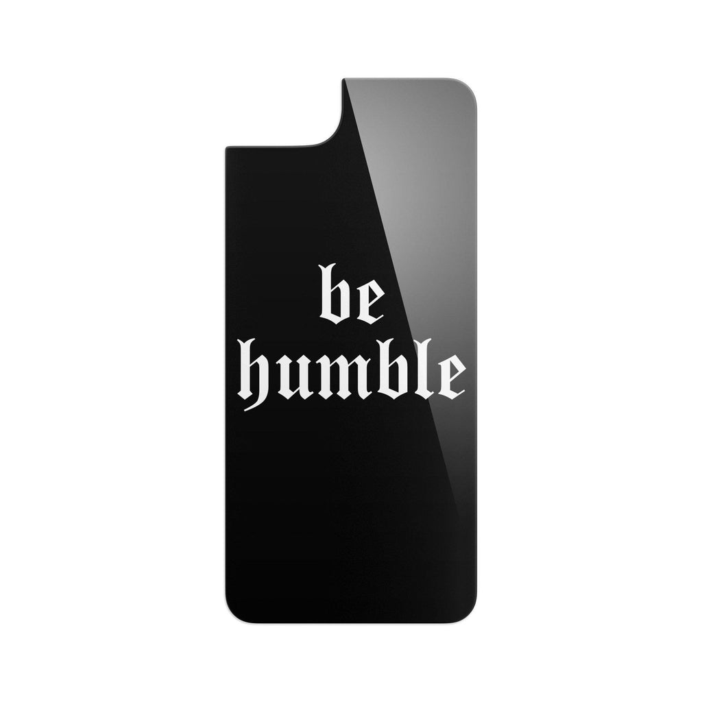 Premium Milkyway iPhone Case - Be Humble